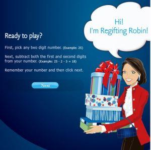 Regifting Robin