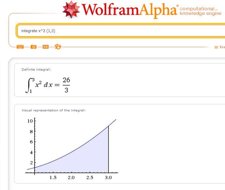 integration applets mathematics for students. Black Bedroom Furniture Sets. Home Design Ideas