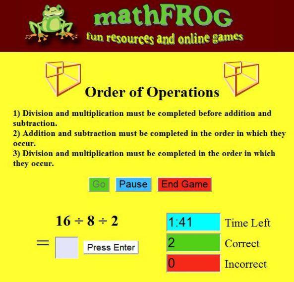 mathfrog