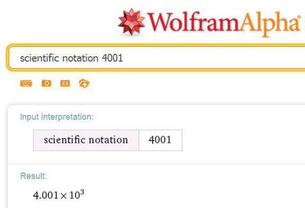 wolframalpha-standard-form