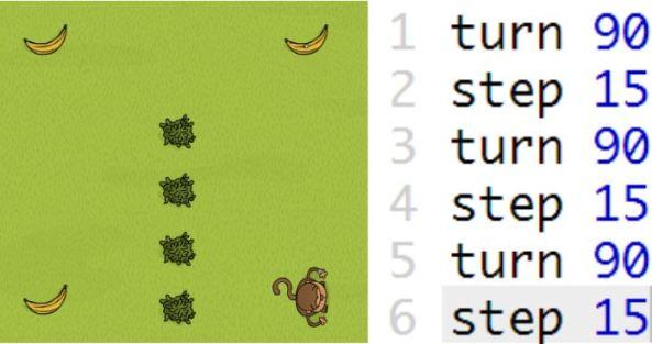 Code Monley Example
