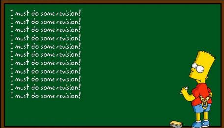 bart revision