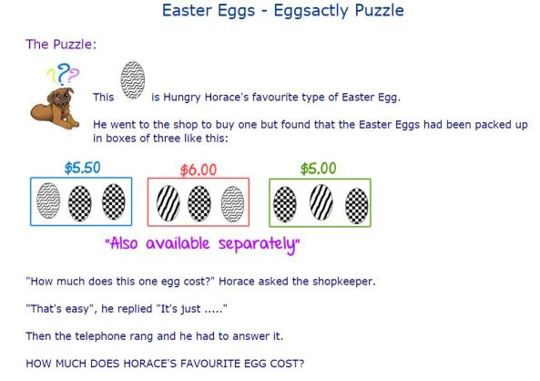 MathisFun Easter Puzzle