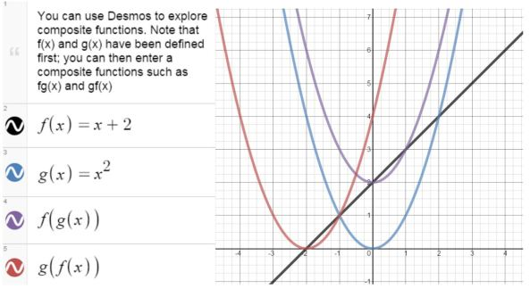 how to find slope of graph desmos