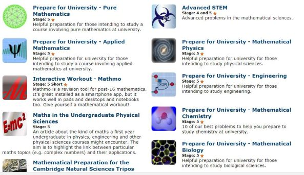 Nrich University prep